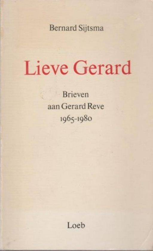 Lieve Gerard - Bernard Sijtsma  
