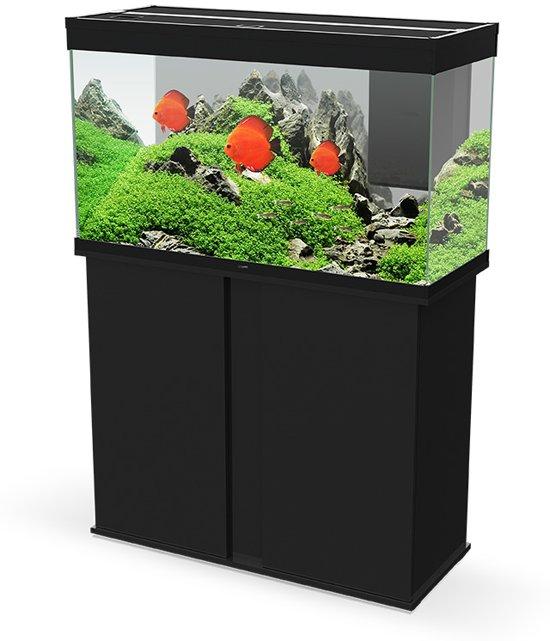 Ciano Emotions Pro 100 Led Set Aquarium 102x40x60 Cm 197l Zwart