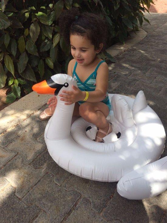 Swim Essentials Luxe Opblaasbare Baby Zwaan