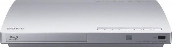 Sony BDP-S186 - Blu-ray speler - Zilver