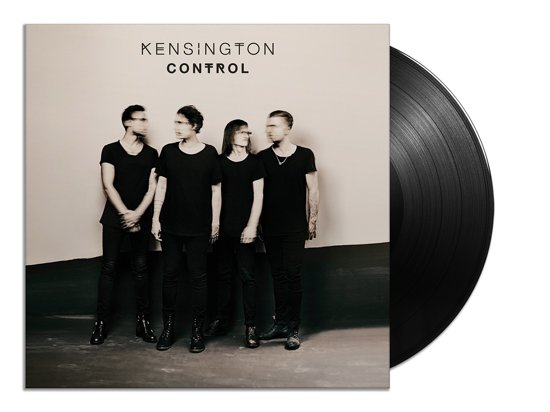 CD cover van Control (LP) van Kensington