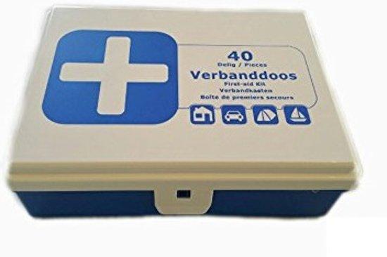 Premium EHBO Doos | Verbandtrommel | 41 Delig