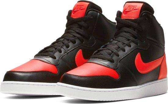 Mid Ebernon habanero Red Nike Maat Sneakers HerenBlack white 42 uF3T1Jc5lK