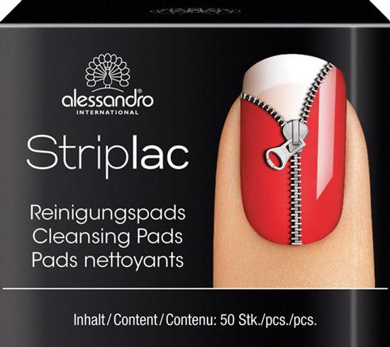 Alessandro Striplac Reinigingspads voor Gel Nagellak
