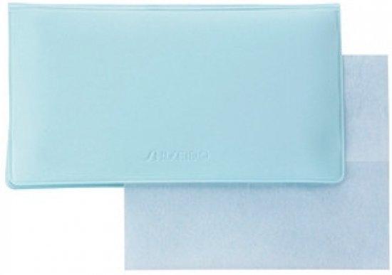 Shiseido Pureness Oil-Control Blotting Paper - 100 sheets - Gezichtsverzorging