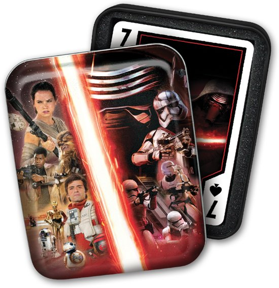 Thumbnail van een extra afbeelding van het spel Star Wars Collector Card Set - Speelkaarten