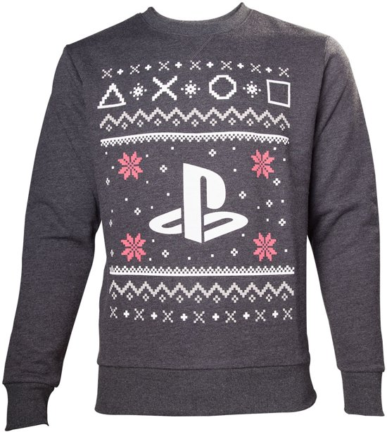 Playstation - Christmas Sweater / Kerst Trui - L