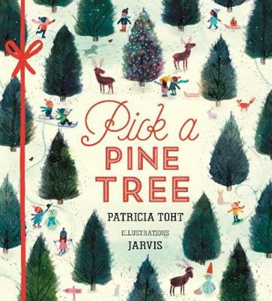 Bolcom Pick A Pine Tree Patricia Toht 9781406360608 Boeken