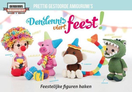 Bolcom Dendennis Viert Feest Ebook Dendennis 9789043918572