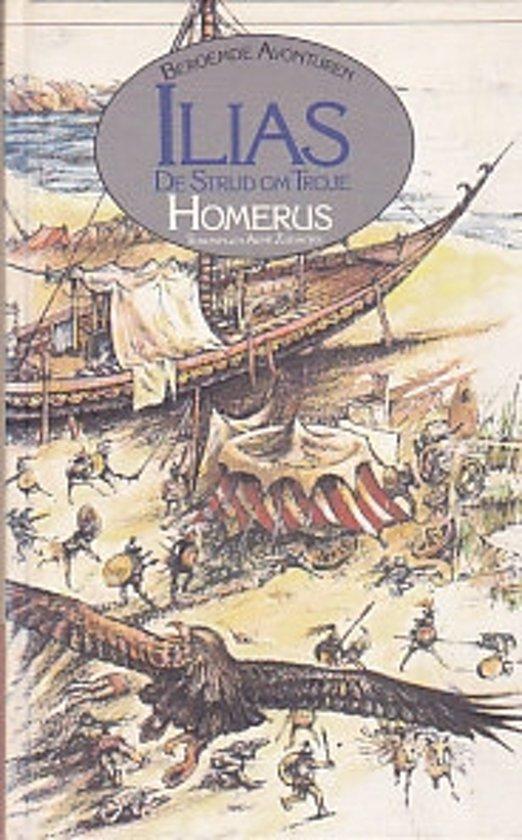 Ilias de stryd om troje - Homeros pdf epub