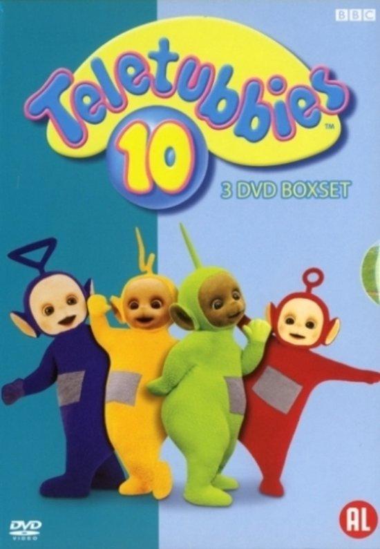 TELETUBBIES 3 DVD BOX NL/FR