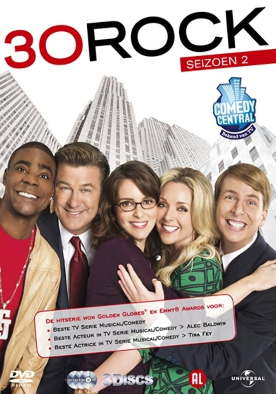 Cover van de film '30 Rock'