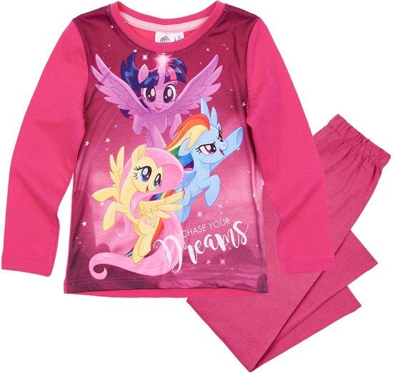 My-Little-Pony-Pyjama-fuchsia-maat-128