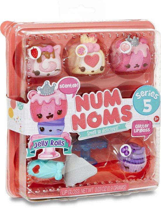 Num Noms Starter Pack Series 5- Jelly Rolls