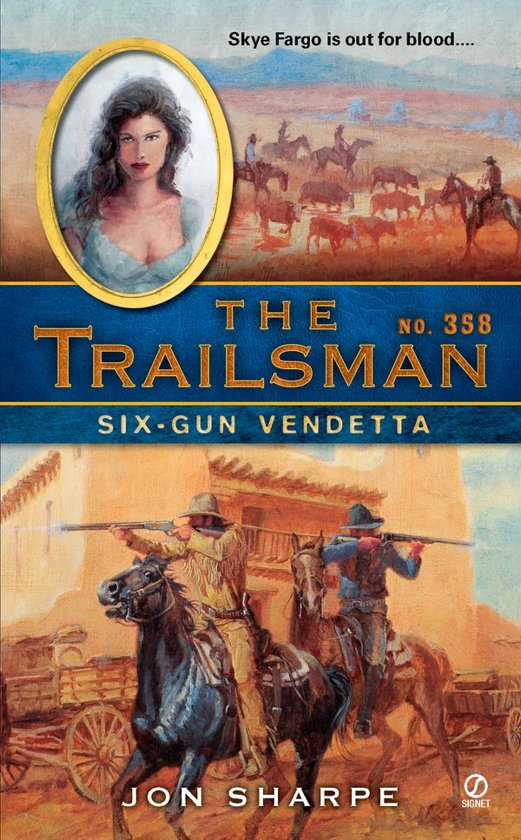 The Trailsman #358