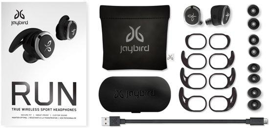 Jaybird RUN Zwart