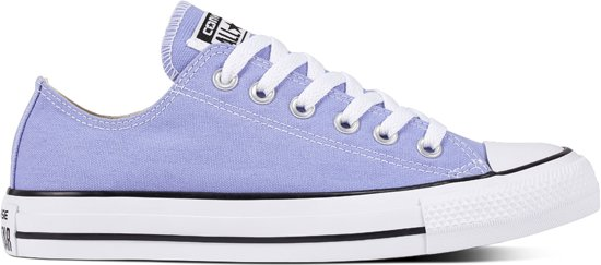 15644e108f3 Converse Chuck Taylor All Star Ox Sneakers - Maat 39.5 - Vrouwen - lila