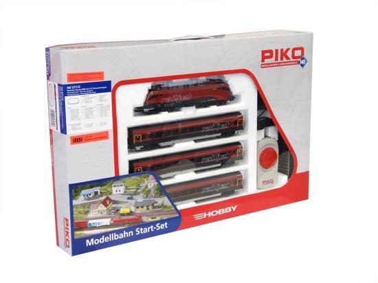 Afbeelding van Piko 57172 H0 Startset ÖBB Railjet speelgoed