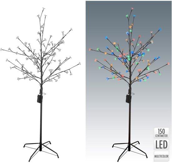 bloesemboom 150cm 96led multi