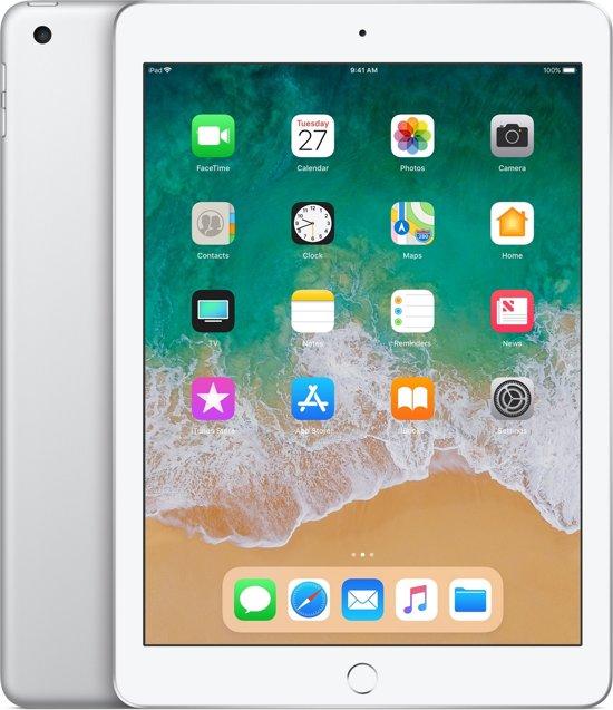Apple iPad (2018) - WiFi - 32GB - Zilver