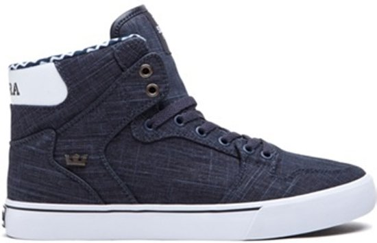 Supra Empile Ii Chaussures Mens Blanc Taille Bleu 36 1ifNh