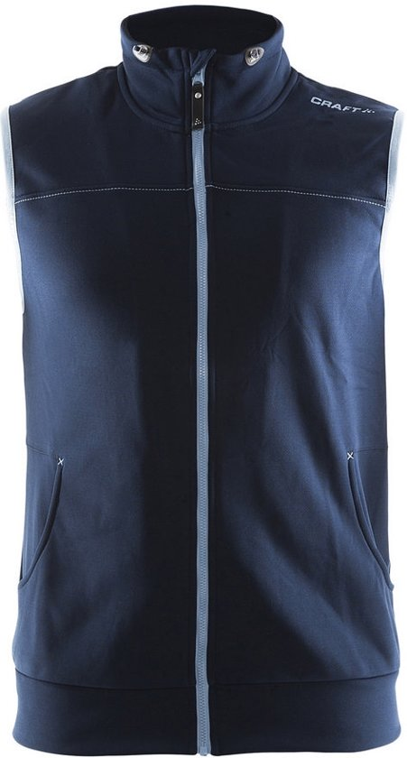 Craft Leisure Vest Men dark navy l