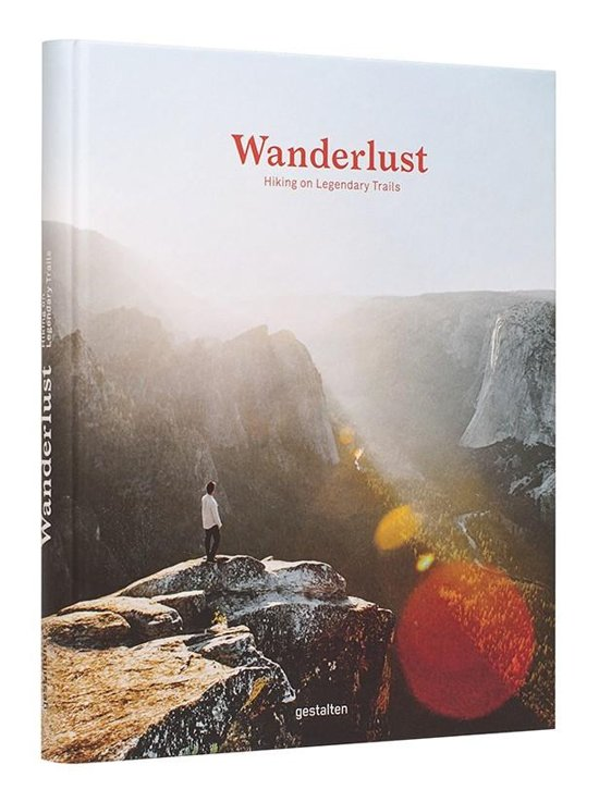 Boek cover Wanderlust van Gestalten (Hardcover)
