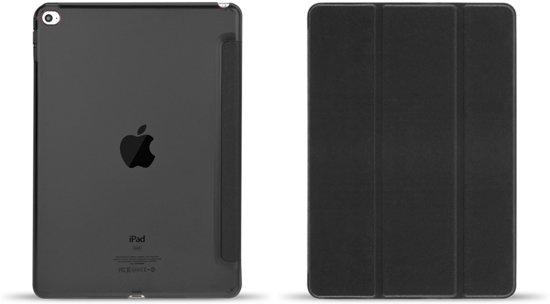 Apple iPad Air 2 Flip Cover met zachte binnenzijde Zwart