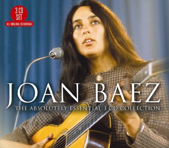 CD cover van Absolutely Essential 3.. van Joan Baez