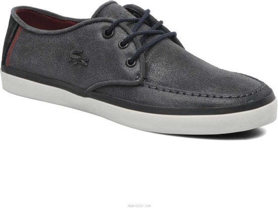 Lacoste Sneakers Hommes Severin Taille Brune 39,5