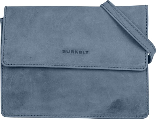 BURKELY Stacey Star Small Cross Over - Crossbodytas - Atlantic Blauw
