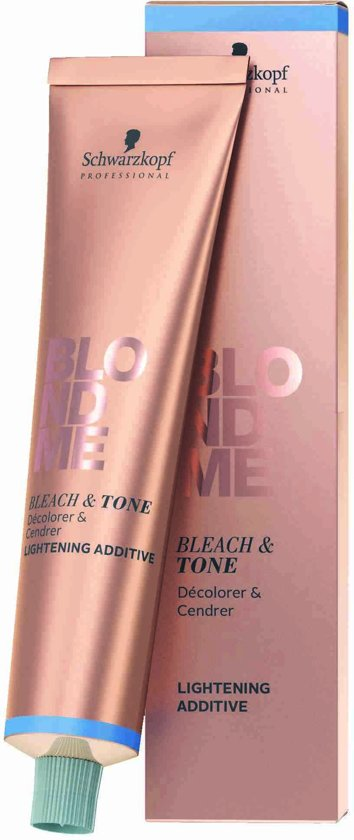 Bolcom Schwarzkopf Blond Me Bleach Tone Rose 60ml