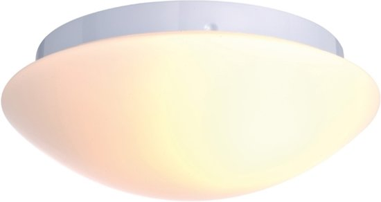 bol.com | Zoomoi plafondlamp badkamer - wit - Geschikt voor LED - 2x ...
