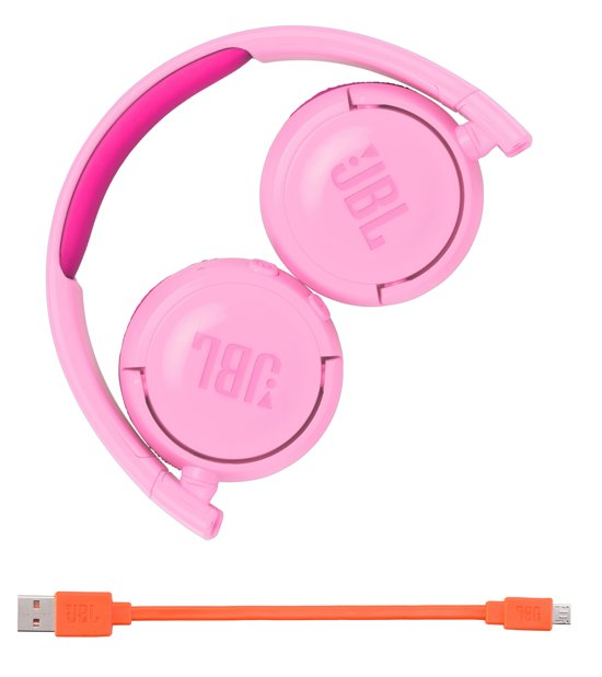 JBL JR300BT Kids On-Ear Bluetooth Koptelefoon