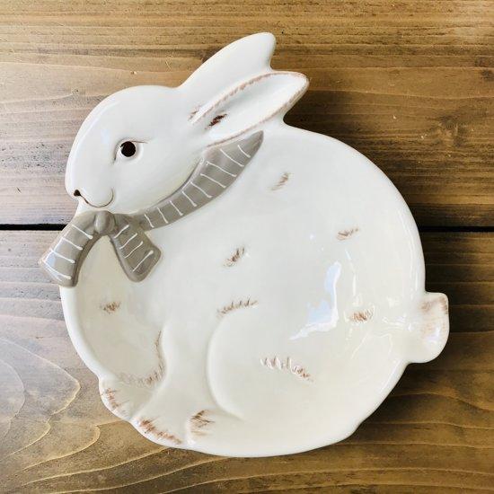 Pusteblume - Sfeervolle schaal met konijntje