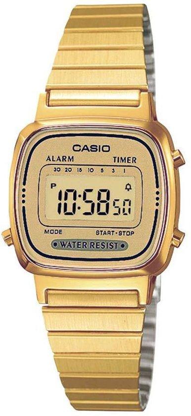 Casio Retro LA670WEGA-9EF