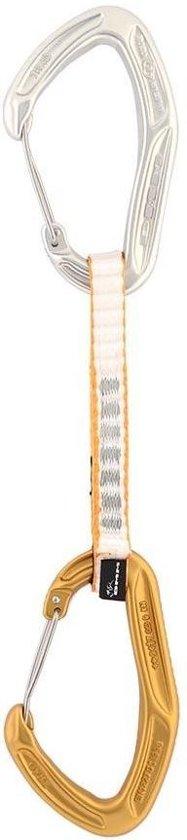 DMM Alpha Trad lichtgewicht klimsetje met snagfree sluiting 18 cm