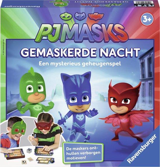Ravensburger PJ Masks gemaskerde nacht - bordspel