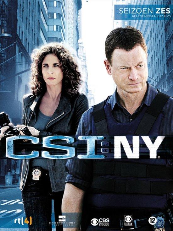 Csi New York Seizoen 6 #2