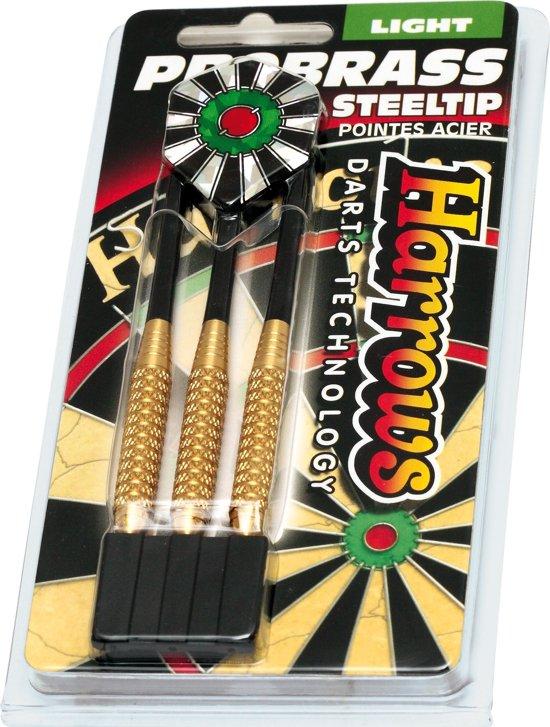 Harrows Steeltip Pro Brass Medium