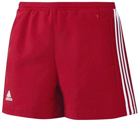 T16 Climacool Short Women Rood/wit