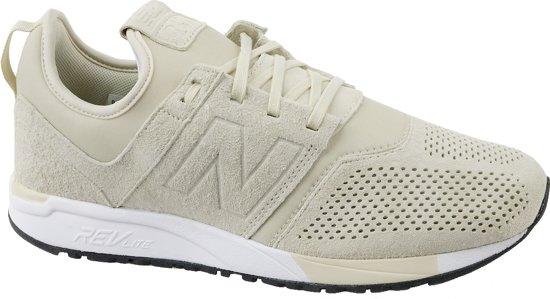 New Balance MRL247SA, Mannen, Beige, Sneakers maat: 43 EU