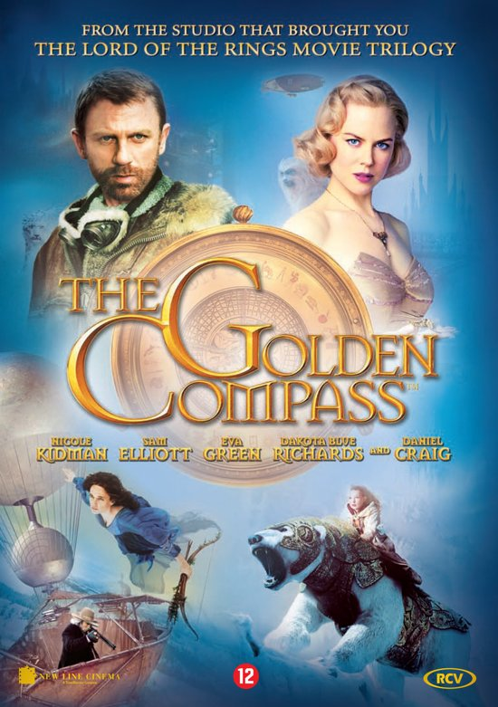 DVD cover van The Golden Compass