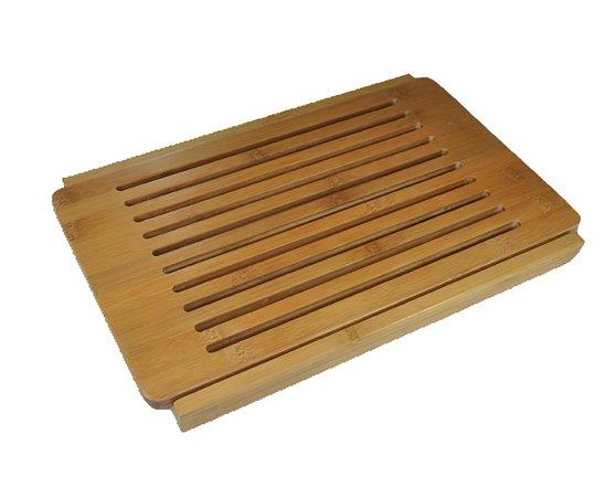 Point-Virgule Bamboo Broodplank