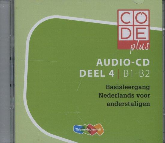 Code Plus / 4 / B1 - B2 (luisterboek)
