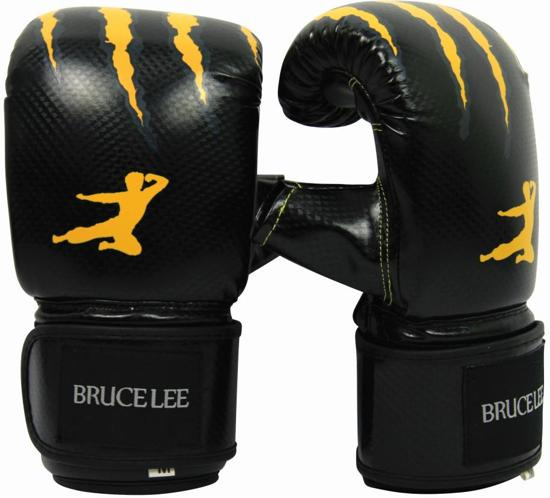Bruce Lee Signature Bokshandschoenen - Spar handschoenen - Sparring Handschoenen - PU - M