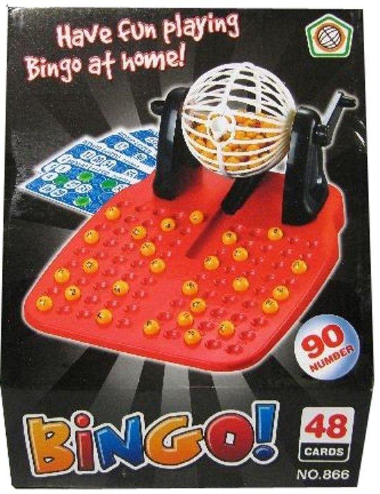 Afbeelding van het spel Bingo spel met molen