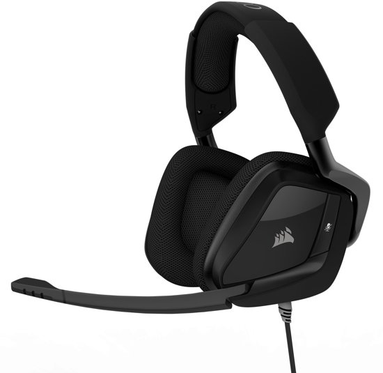 Corsair Void Pro Surround -  Gaming Headset - Zwart -  PC + PS4 + Xbox One