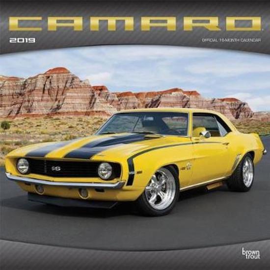 Camaro Kalender 2019