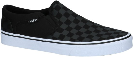 cfea896b42b bol.com | Vans - Asher Slip-On - Slip-on sneakers - Heren - Maat 40 ...